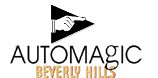 Automagic, Beverly Hills, small logo. Go to home page.